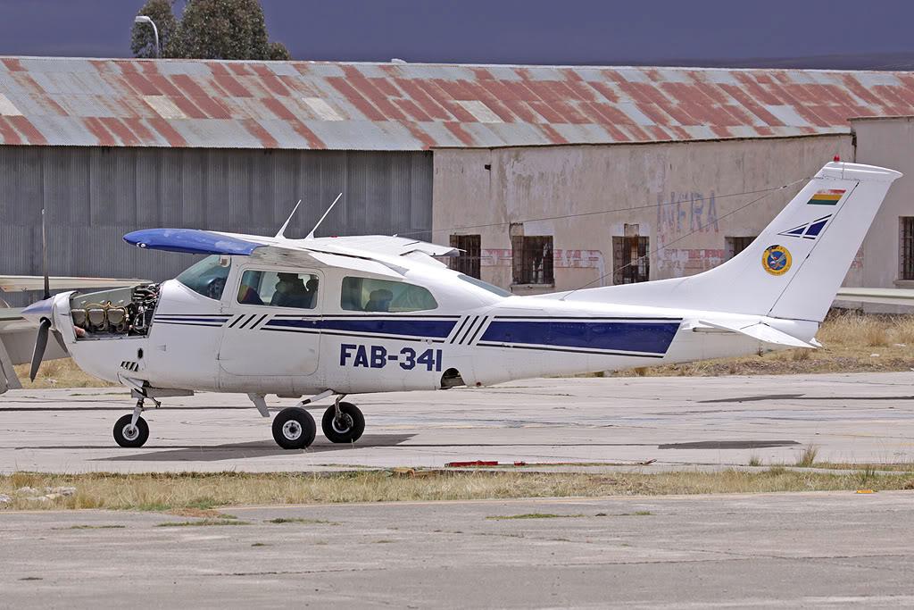UN Cessna Crashes in Bolivia, 6 Perish