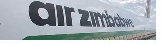 Fred Flintstone Airlines? No, it's Air Zimbabwe