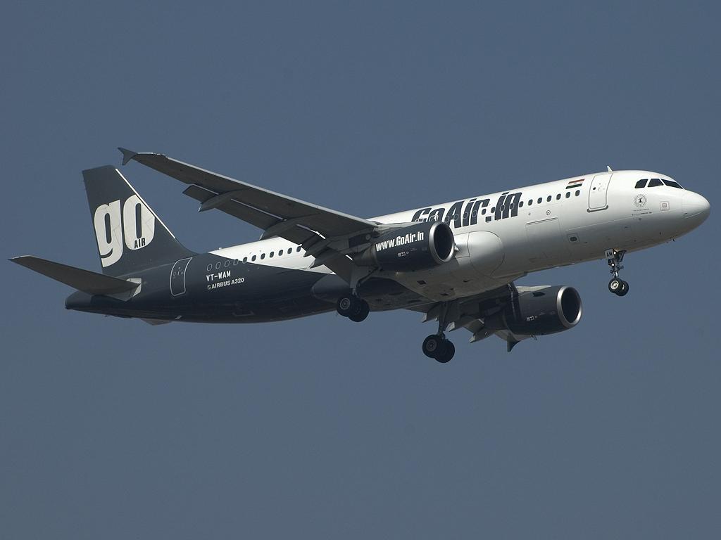 GoAir Emergency Landing after False alarm
