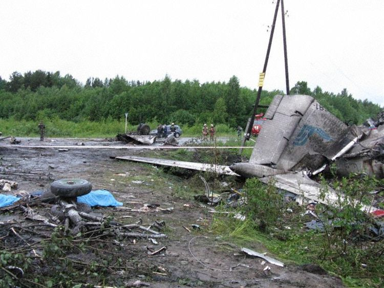 RussAir Death Toll Rises as 3 Succumb After Rescue