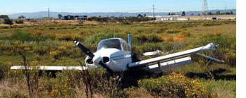 Student Pilot in Palo Alto Lesson Scare