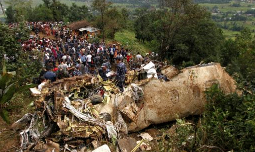 Sightseeing Flight atKatmandu ends in Fatal Buddha Air Crash, 19 lost
