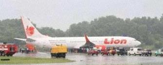 Lion Air Runway Excursion