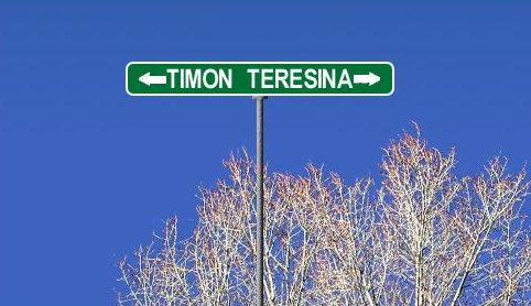 Excuse me, Can you Show me the way to Teresina