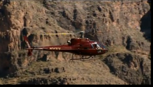 Sundance Chopper Crashes in River Mountains