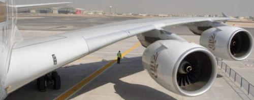 Airbus A380 Wings Subject to Cracking