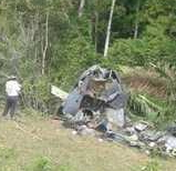 Guatamalan Rescue Chopper Crashes after Attempted Rescue