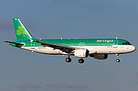Air Lingus Attempts and Attempts and Attempts to Land in Barcelona Before Running Out of Fuel