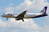 Ural Airlines Flight Diverts to Home Base For Tech Repairs