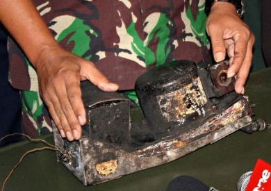 Black Boxes Located and in Indonesian Custody