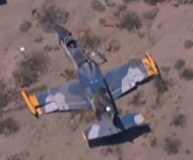 2 Pilots Lost in Albatross at Boulder