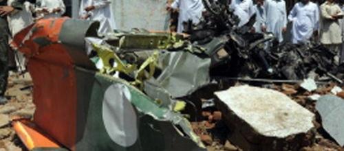 Pakistan Military Trainees Collide over Rashkai Field