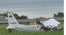 Pilot and British Tourist Die in Small Plane Crash in Antigua