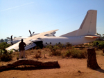 Sudan Hard Landing