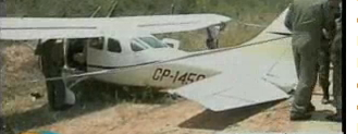 Bolivia Plane Crash, Druglord Injured