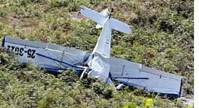 Ultralight Crashes in Tas