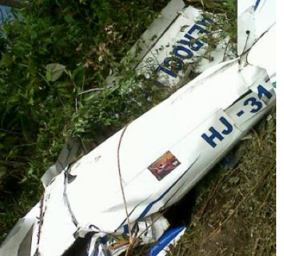 Two Lost in Charco Rico Colombia Crash