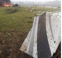 Global Jet Luxembourg Crashes After Takeoff-One survivor
