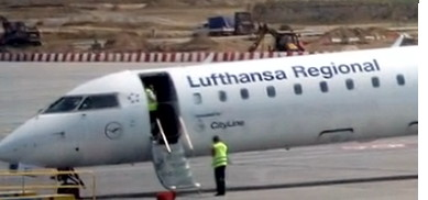Lufthansa Engine Emergency in Poland
