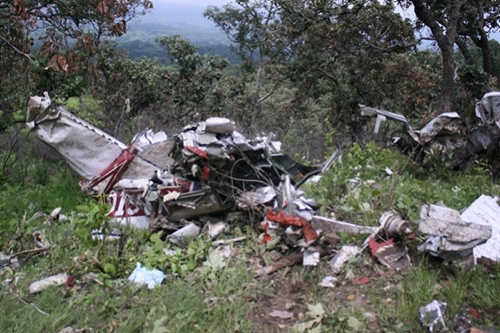 Crash in Nuevo Porvenir, 6 fatalities