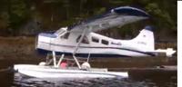 BC Float Plane Propeller Falls Off