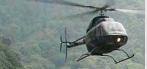 Indian Rescue Chopper Crashes During Flood Evacuation