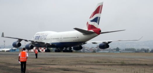 British Airways Flight Makes Emergency Landing at London City Airport