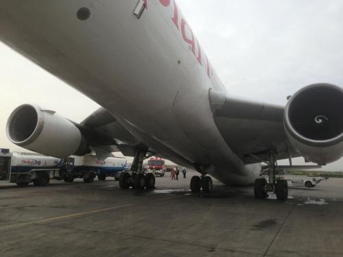 Unbalanced McDonnell Douglas?