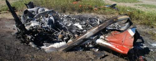 Russian Helicopter Crash Kills 3