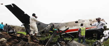 Update on the Associated Jet Crash in Nigeria