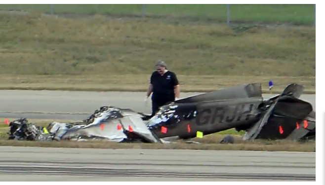 Nashville: Cessna Crash