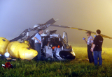 Sunrise Airlines Helicopters Crashes in Taiwan