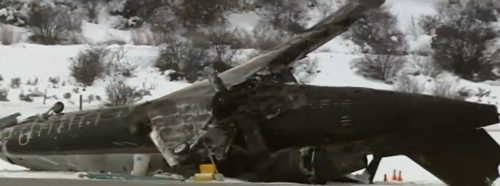 Copilot Dies in Aspen Crash, Two Survivors