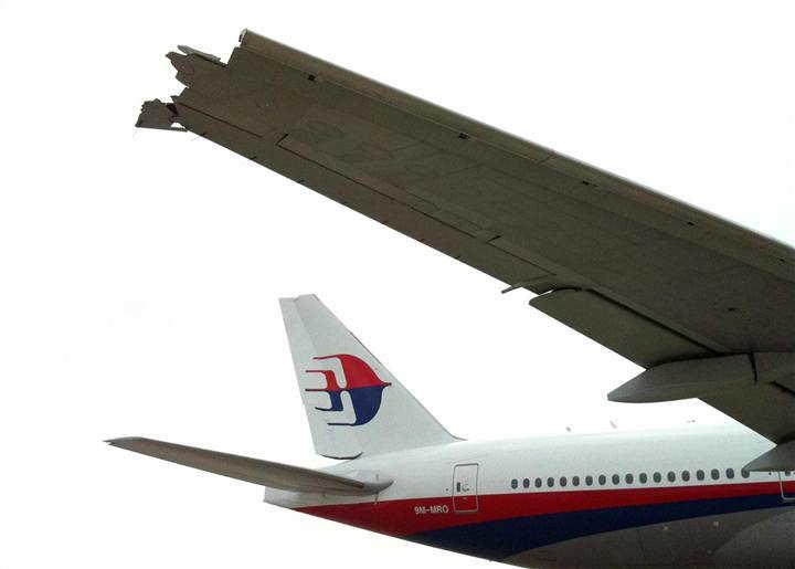 #9M-MRO Fender Bender long before Flight MH370