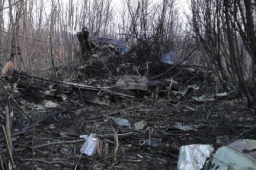 Cessna on Training Flight Crashes in Alaska