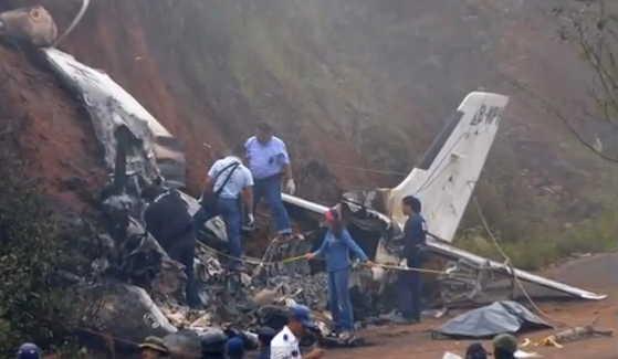 Mexico Jet Crash kills Well-known Mexican DJ  Antonio Dávila Campos
