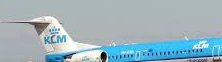 KLM Flight Makes Emergency Landing at Henri Coanda International Airport