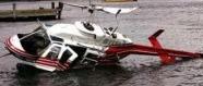 3 Killed, 1 Missing after Oil Rig Helicopter Crashed in Ghana