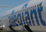 Allegiant Air Plane Returns to Kentucky due to Engine Problem