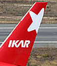 Ikar Flight Makes Emergency Landing at Haikou Airport, China