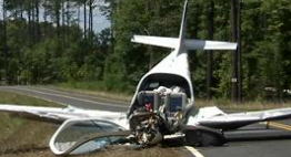 Plane Crash in Peachtree City Injures Pilot