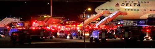 Delta Flap: Emergency Landing in Tel Aviv