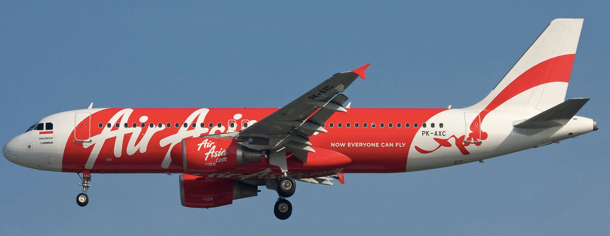 #BreakingNews Air Asia Flight Goes Missing