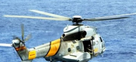 Spanish Military Helicopter Crashes in Atlantic Ocean; 3 Crew Members Missing