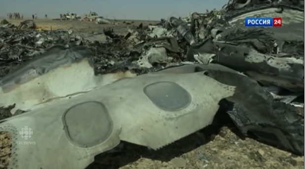 Metrojet Flight 9268 Investigation Continues